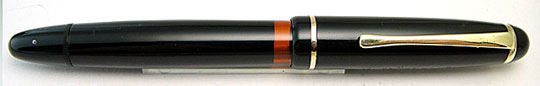 Montblanc 44 Black Spanish Production