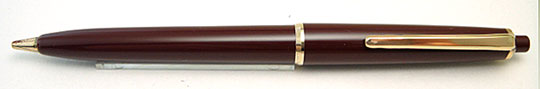 Montblanc 35 Pix Pencil Red