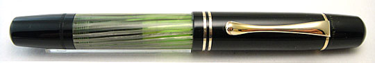 Pelikan 100N Black/Grey Stripe Prototype