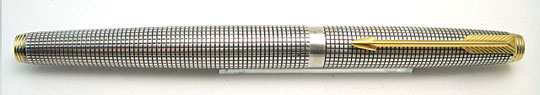 Parker 75 Silver Cisele made in France