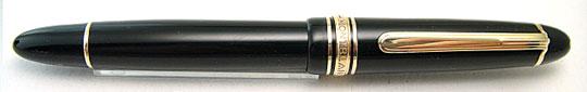 Montblanc 142 Meisterstück Black 50s