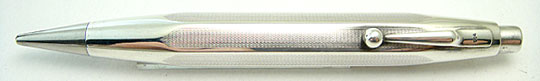 Montblanc No.750/Design-1 Pix Pencil 900 Silver Ball Clip