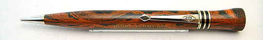 Conway Stewart Duropoint No.2 Pencil Mottled Hard Rubber