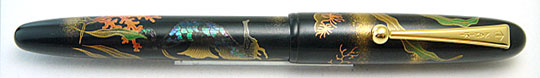 Namiki Sea Horse Maki-e Limited Edition