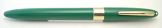 Sheaffer Valiant Snorkel Pastel Light Green