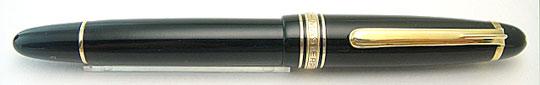 Montblanc 142.G Masterpiece Black