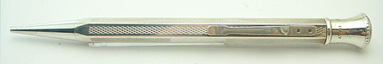 Aurora Sterling Silver Propelling Pencil by FIAT