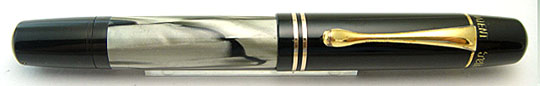 Pelikan 100N Black/Gray MBL made in Milano