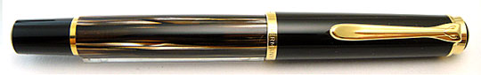 Pelikan M400 Brown/Tortoise W-Ring