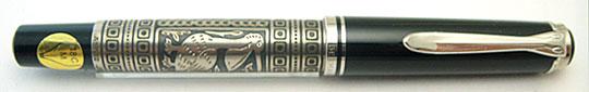 Pelikan Toledo Silver M710 Early