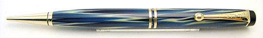 Parker Streamlined True Blue Pencil