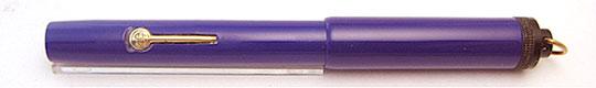 Conway Stewart Dinkie No.540 Lavender