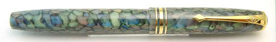 Conwey Stewart 58 Blue Tiffany