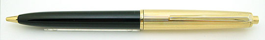 Montblanc 164 Pix Pencil Gold Plate Cap