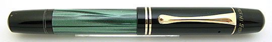 Pelikan 100N Black/Green MBL made in Milano