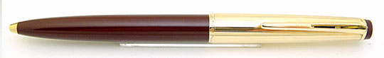 Montblanc No.78 Ball Point Burgundy Red
