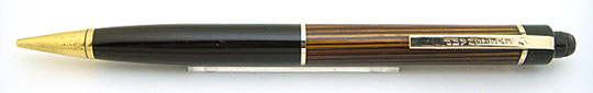 Eversharp Skyline Pencil Brown Stripe/Brown