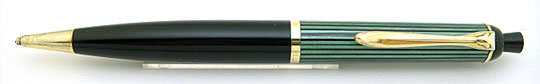 Pelikan 350 Pencil Green Stripe