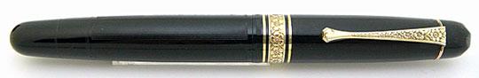 Goldfink 24 Black Flower Engrave Trim