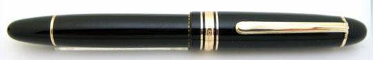Montblanc 146 Meisterstück 50s Black OBBB