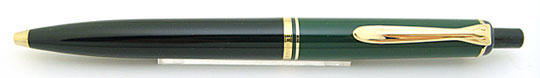 Pelikan K251 Ball Point Green/Black