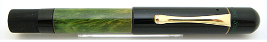 "Pelikan Fountain Pen ""100 First Model"" Olive Green"