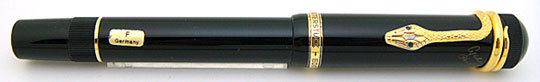 Montblanc Agatha Christy Vermail Limited Edition
