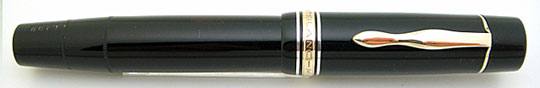 Montblanc L139 Meisterstück with 585 Solid Gold Clip