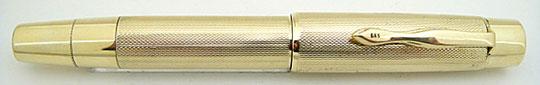 Montblanc 136 Meisterstück 585 Solid Gold