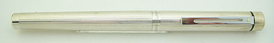 Sheaffer Targa 1028 Imperial Silver