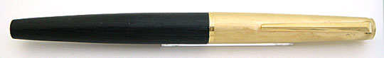 Montblanc 224 Silky Gold/Black