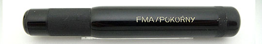 FMA/POKORNY Push Button Filler