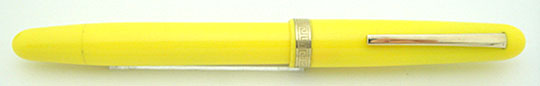 Omas Extra 620 Yellow Prototype(?)