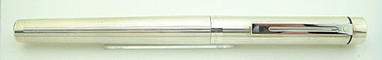Sheaffer Targa 1028 Imperial Silver (#1004)