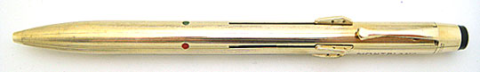 Montblanc 53 Gold Filled 4color Ball Point