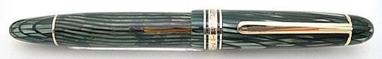 Montblanc 146G Masterpiece Green/Green Stripe