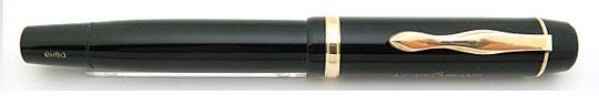 Montblanc 234-1/2 Black Luxury Type OBBB