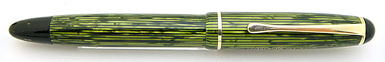 Montblanc 44 Green Stripe Spanish Production
