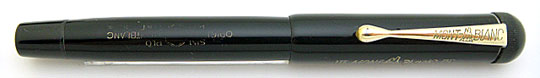 Montblanc III-a Black
