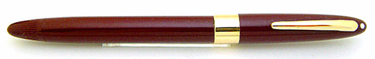 Sheaffer Valiant Snorkel Burgundy