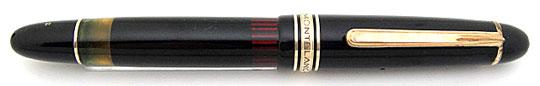 """Montblanc 146G Meisterstück Black """"Inner Corting"""""""