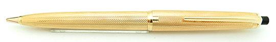Montblanc No.95 Pix Pencil 750 Solid Gold Barley Corn