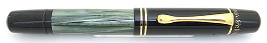 Pelikan 100N Black/Green MBL GELMANIA