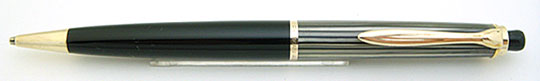 Pelikan 450 Pencil Grey Stripe/Black