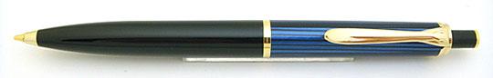 Pelikan D500(D400)Pencil Blue Stripe/Black