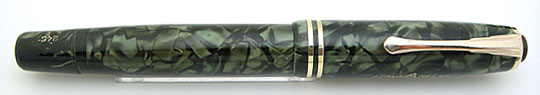 Montblanc 246 Green Marble Danish
