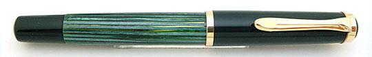 Pelikan 400 Green/Green Stripe
