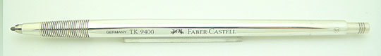 Faber Castell TK9400 Holder 925 Silver 50th Anniversary Limited Edition