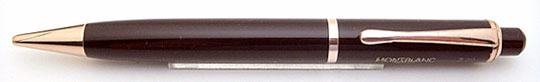 Montblanc 372 Pix Pencil Burgundy Red