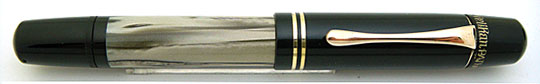 Pelikan 100N Black/Olive made in Milano